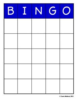 Synonym BINGO Set