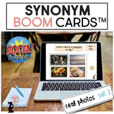 Synonym BOOM Cards™ Real Photos : Set 2