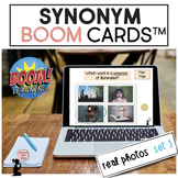 Synonym BOOM Cards™ Real Photos : Set 3