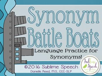 Synonym Battle Boats