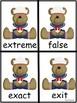 Synonym Bears - Nautical Theme
