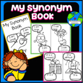 Synonym Book Printable book