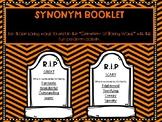 Synonym Booklet