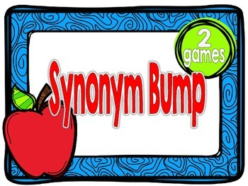 Synonym Bump