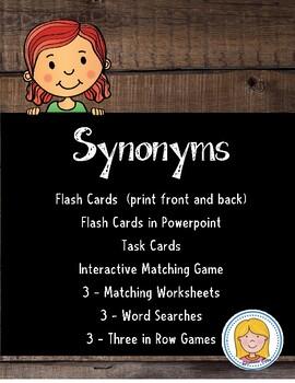 Synonym Bundle