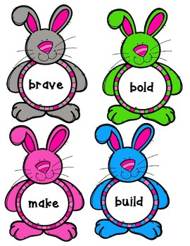 Synonym Bunnies