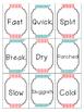 Synonym Card Drills