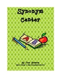 Synonym Center For the Busy Teacher