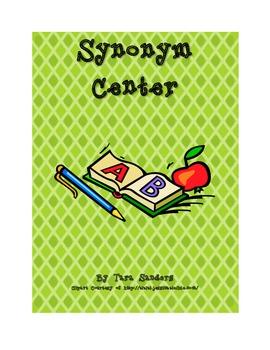 Synonym Center Mini Pack