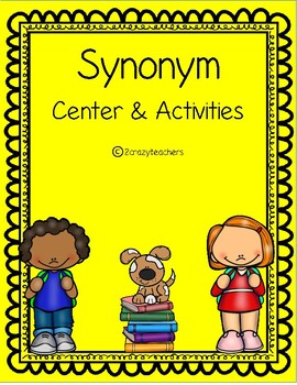 Synonym Center and Activity