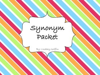 Synonym Centers and Partner Game