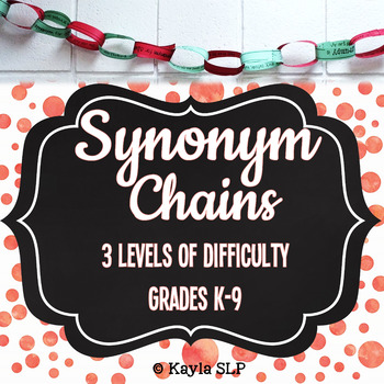 Synonym Chain