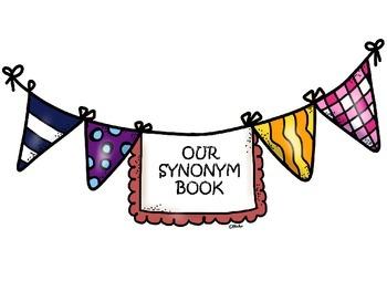 Synonym Class Book