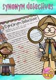 Synonym Detectives