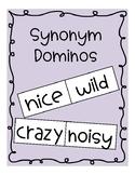 Synonym Dominos