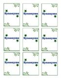 Synonym Flash Cards