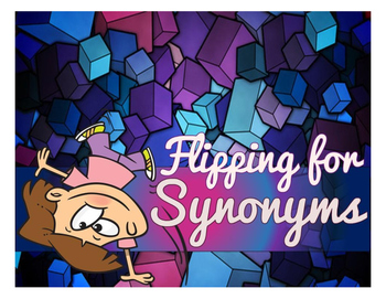 Synonym Flip Cards