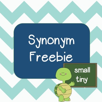 Synonym Freebie