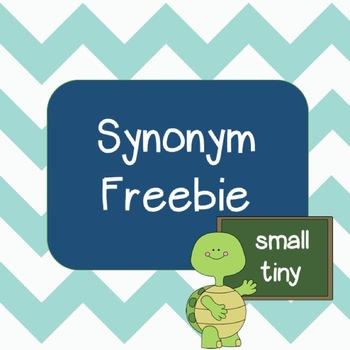 Synonym Freebie