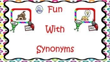 Synonym Fun