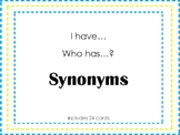 Synonym Game
