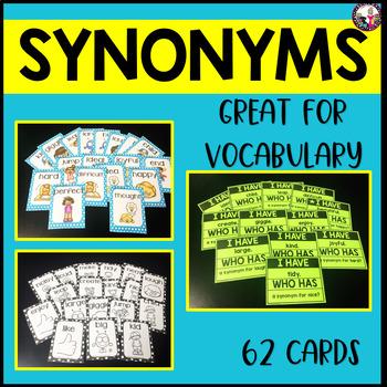 Synonym Games!