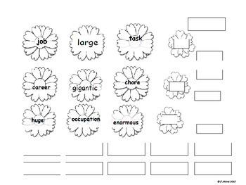 Synonym Garden
