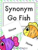 Synonym Go Fish Game