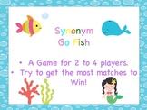 Synonym Go Fish!- Mermaid and Friends