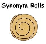 """Synonym Introduction with """"Synonym Rolls"""""""