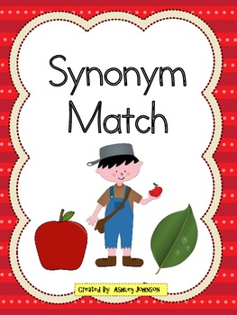 Synonym Match Apple Theme