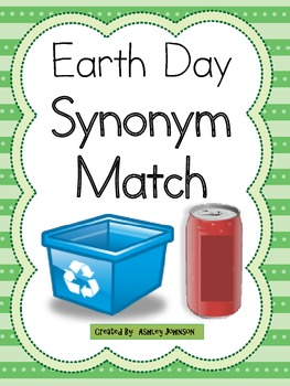 Synonym Match Earth Day
