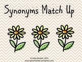 Synonym Match Up