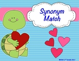 Synonym Match- Valentine's Day