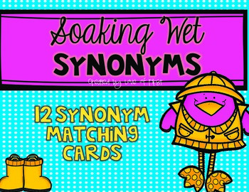 Spring Synonym Matching