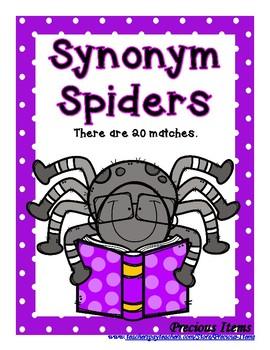 Synonym Spider Matching