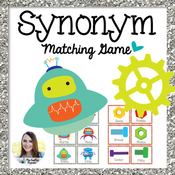 Synonym Match-Up Game
