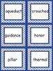Synonym Matching for Vocabulary Words Atlantis