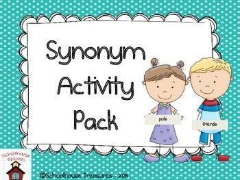 Synonym Pack