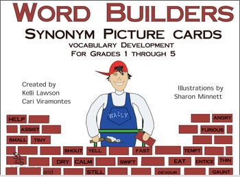 Synonym Picture Cards