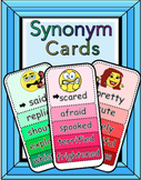 Synonym Poster Cards Level 1