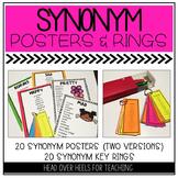 Synonym Posters & Synonym Rings