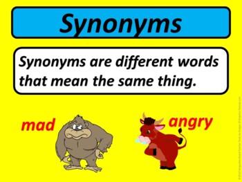 Synonym PowerPoint