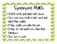Synonym Practice for Small Groups (IREAD)