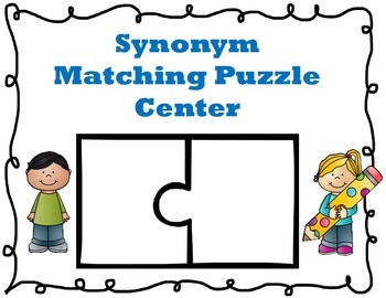 Synonym Puzzle Matching Center