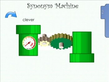 Synonym Review Smartboard Lesson