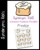 Synonym Roll Freebie