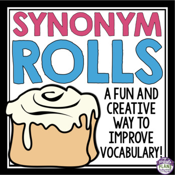 SYNONYM ACTIVITY