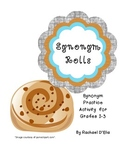 """""""Synonym Rolls"""" {A Sorting Center for Synonym Pairs}"""