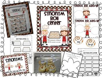 Synonym Rolls Center & Activities